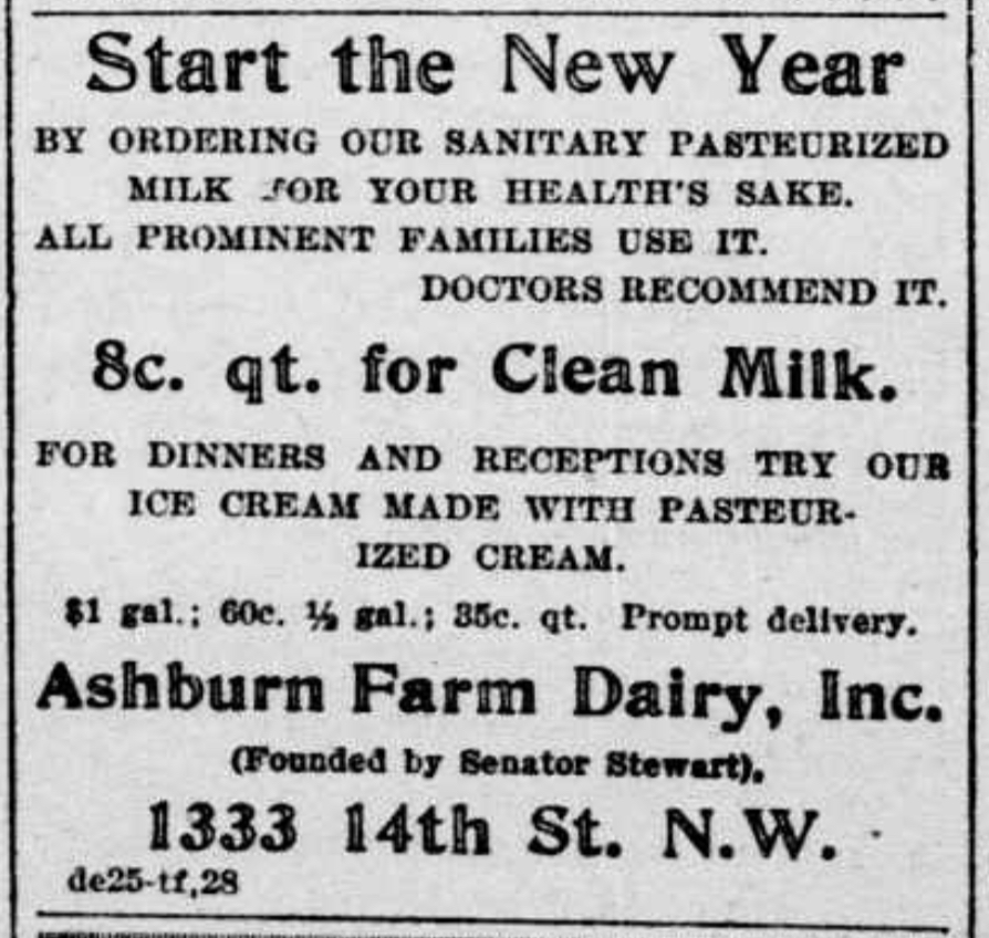 Start the New Year with clean milk