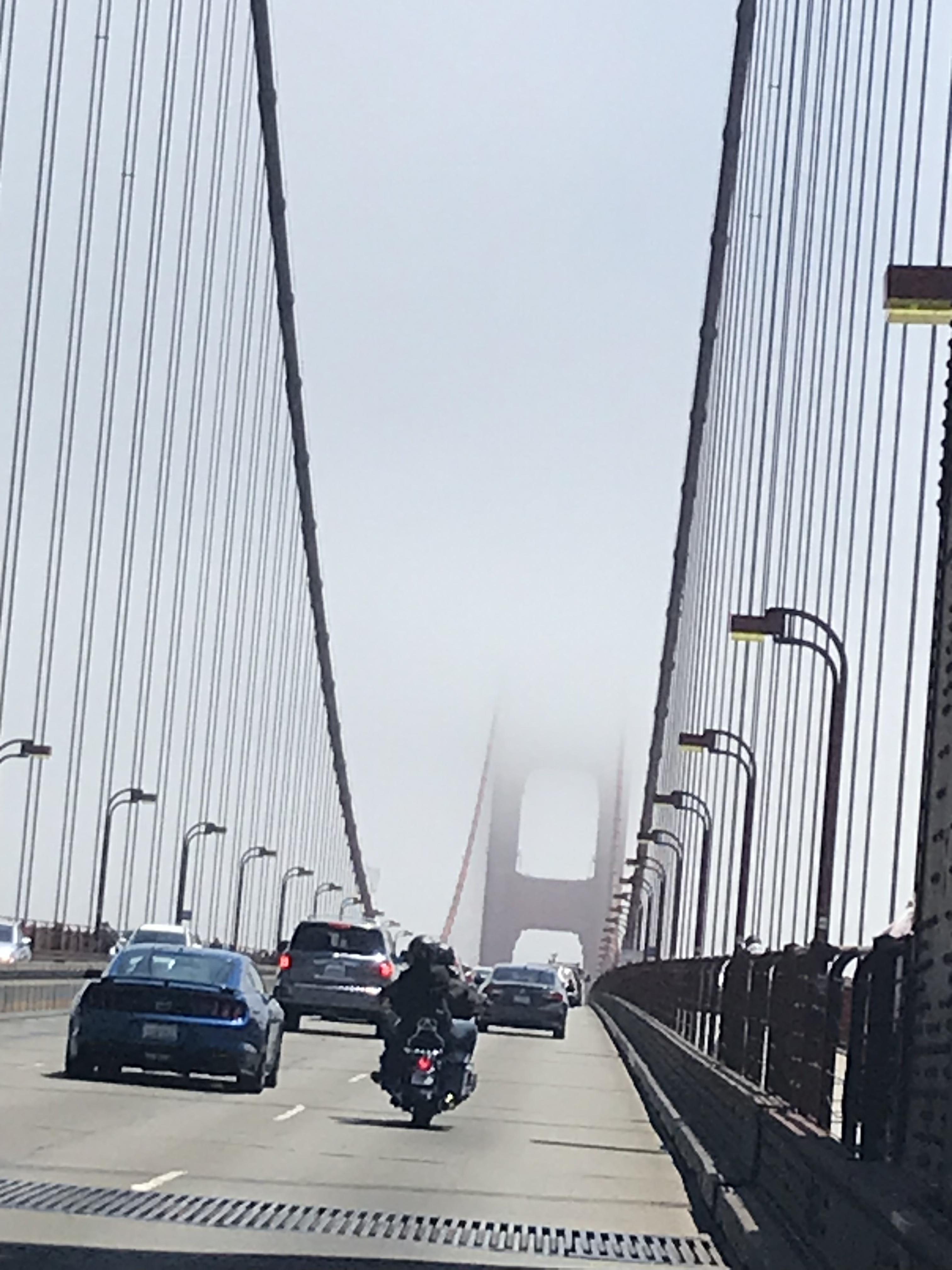 Golden Gate Bridge San Francisco CA 2021